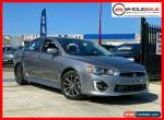 2017 Mitsubishi Lancer CF ES Sport Sedan 4dr CVT 6sp 2.0i [MY17] Grey Automatic for Sale
